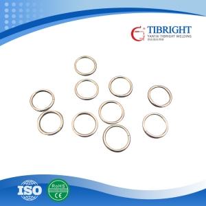 药芯钎焊环